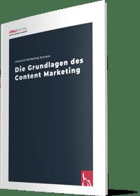 eBook Grundlagen des Content Marketing